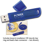 Memory Stick USB 32 MB Customized with Your Logo
