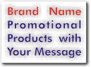 Brand Promotional Products with Your Logo / Message