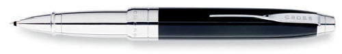 AT0252-1 - Compact Black Ball-Point Pen