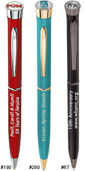 Senator Duo Branded Pens Senator Duo Pen Polished Plastic Multifunction  Ballpen & Highlighter