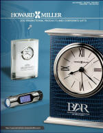 Howard Miller Catalog Clocks gifts awards and more custom imprinted engraved